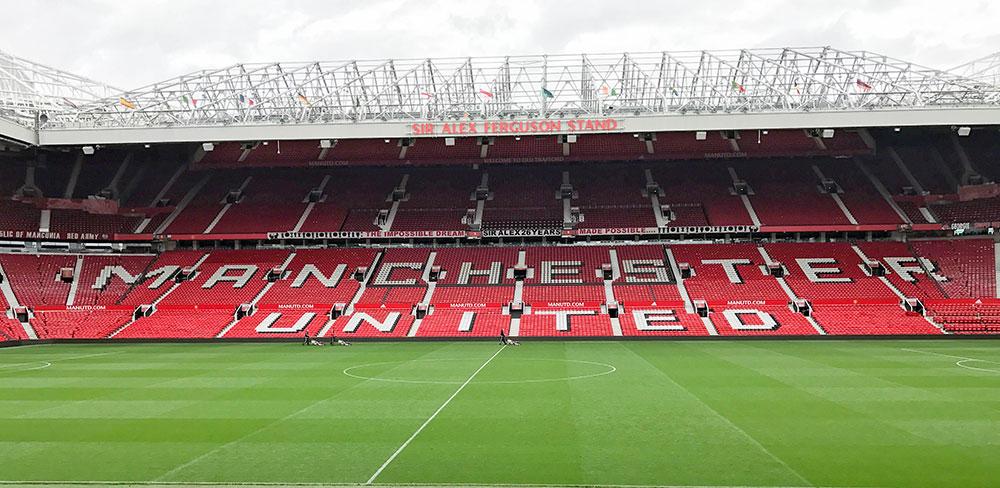マンチェスター・ユナイテッド - Old Trafford
