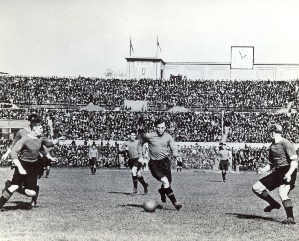サッカーの歴史