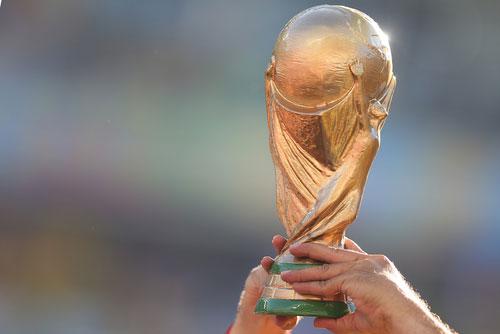 足球历史 - 世界杯